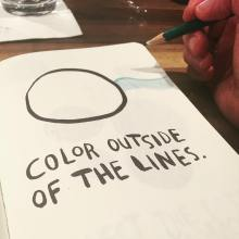 creative coloring book