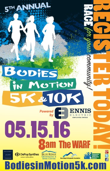 Bodies in Motion Warrenton VA