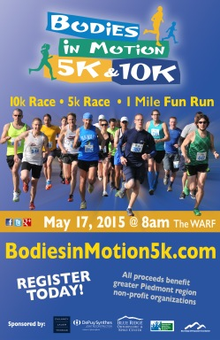 Bodies in Motion 2015